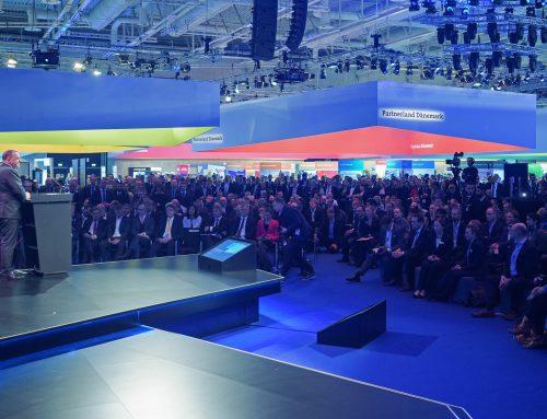 SAUBER auf der Smart Country Convention