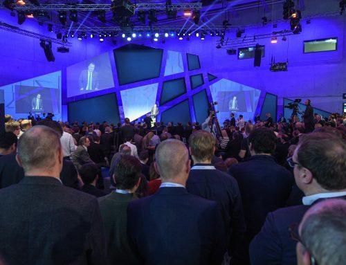 SAUBER-Status auf der 3. mFUND-Konferenz